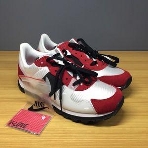 Nike V-Love O.X. White Gym Red AR4269-101, 8.5 M